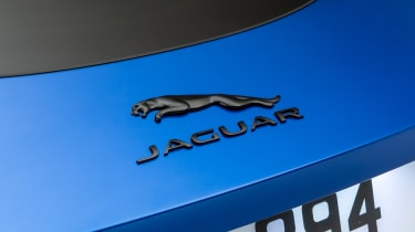 Jaguar F-Type - badge