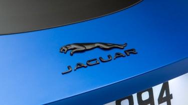 Jaguar F-Type - badge