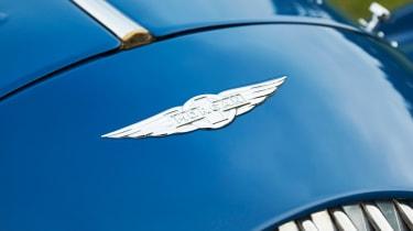 Morgan Plus Four - Morgan badge