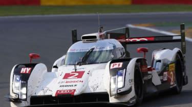 Audi Le Mans car