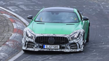 Mercedes-AMG GT R Clubsport front end