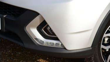 MG GS vs rivals - MG GS foglight