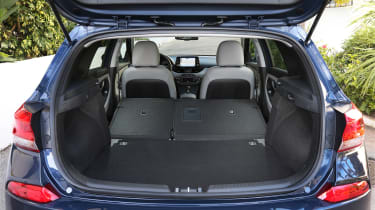 Hyundai i30 2017 - boot