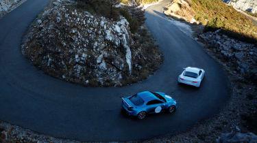 Renault Alpine Vision concept - cornering