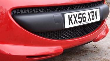 Peugeot 107 Sport XS grille
