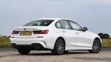 BMW 3 Series - rear static