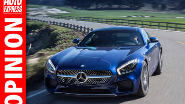 Mercedes AMG GT opinion