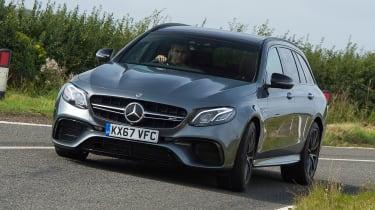 Mercedes-AMG E 63 Estate 2017 - front