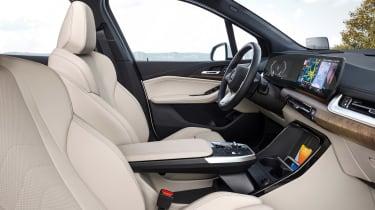 BMW 2 Series Active Tourer - front seats