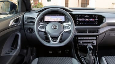 Volkswagen T-Cross - interior