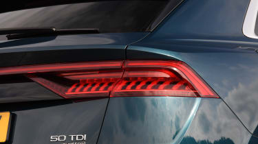 Audi Q8 - Rearlight