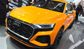 Audi Q8 Sport Concept - Geneva front