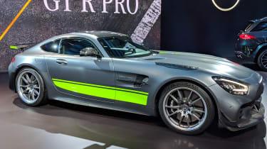 Mercedes-AMG GT R Pro - LA Motor Show - side