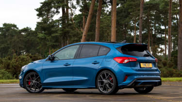 Ford Focus ST - side