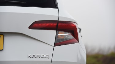 Skoda Karoq - tail-light