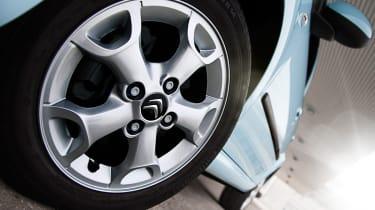 Citroen C1 wheel