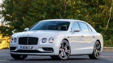 Bentley Flying Spur V8 S - front static