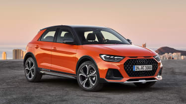 Audi A1 Citycarver - front static