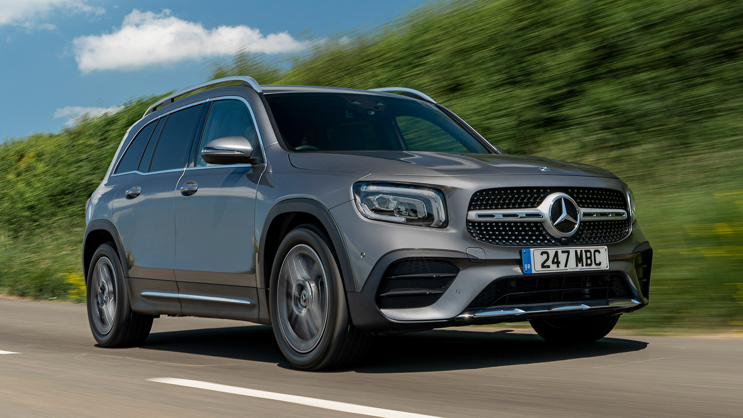 New Mercedes GLB 220 d 2020 review | Auto Express