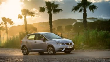 SEAT Ibiza 2015 facelift