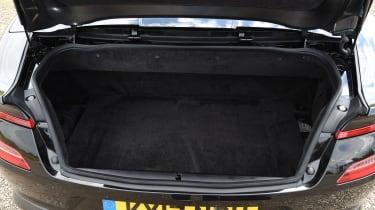 Aston Martin Vanquish S Volante - boot