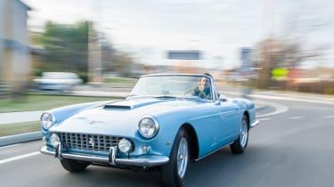 Lot 74 – 1960 Ferrari 250 GT Series II Cabriolet