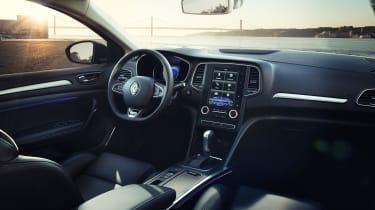 New Renault Megane Grand Coupe - interior
