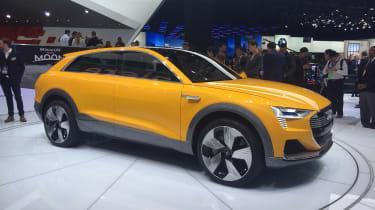 Audi h-tron concept - profile
