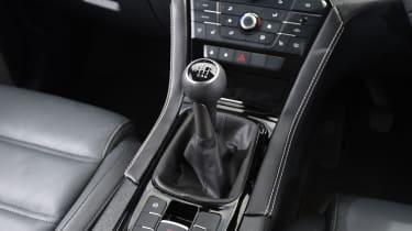 MG GS SUV 2016 - gearlever