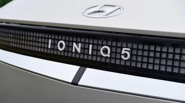 Hyundai Ioniq 5 - Ioniq 5 badge