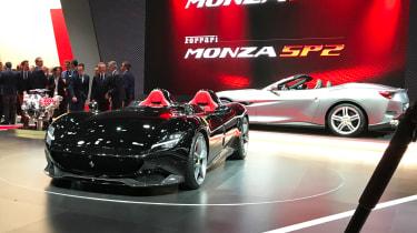 Ferrari Monza SP2 - Paris