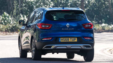 Renault Kadjar S Edition - rear cornering