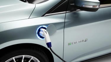 Ford Focus Electric - plug-in