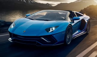 Lamborghini Aventador LP 780-4 Ultimae - convertible front
