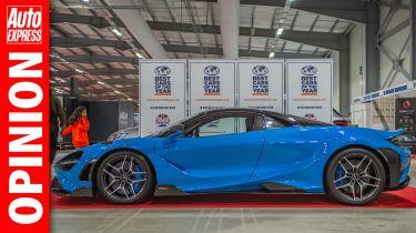 British Motor Show opinion