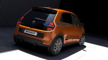 Renault Twingo GT - rear