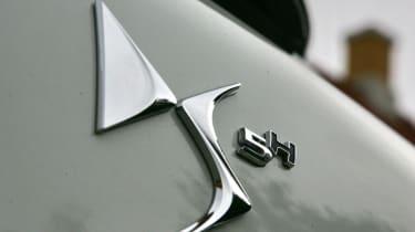 Citroen DS5 badge