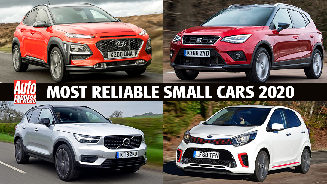 Most Reliable Small Cars To Buy 2020 Auto Express