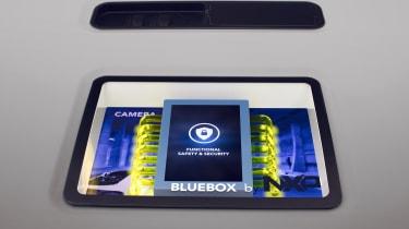 Rinspeed Snap - tablet