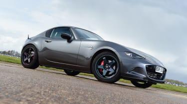 Mazda MX-5 BBR GTi Turbo - front static