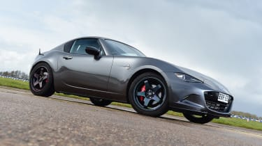 Mazda MX-5 BBR GTi Turbo - front static