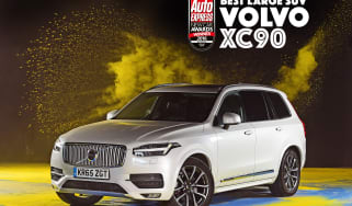 New Car Awards 2016: Large SUV of the Year - Volvo XC90