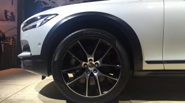 Volvo V90 Cross Country - reveal wheel