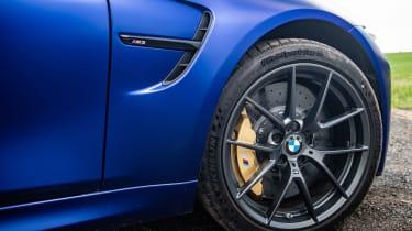 BMW M3 CS - wheel