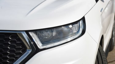 Ford Edge Vignale - front light