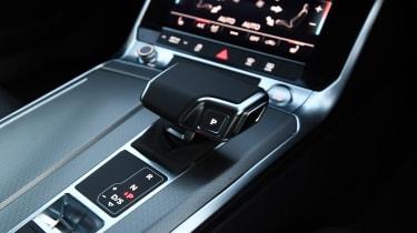 Audi A6 - gear lever