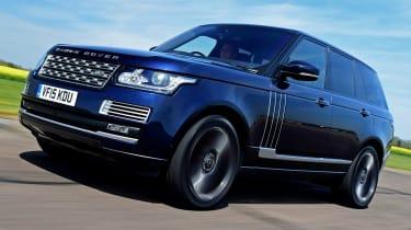 Range Rover - best used luxury cars
