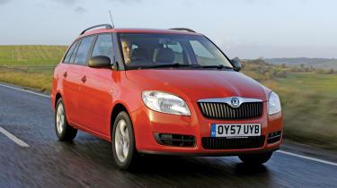 Best cars for under £3,000 - Skoda Fabia