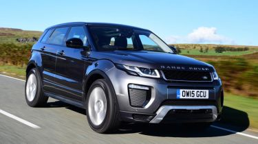 Range Rover Evoque - best crossover cars and SUVs