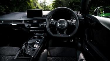 Audi RS 5 Sportback interior